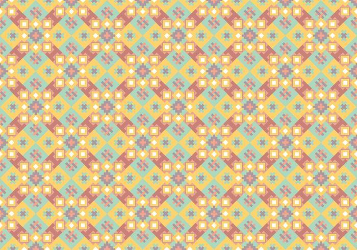 Native abstrakt mönster bakgrund vektor
