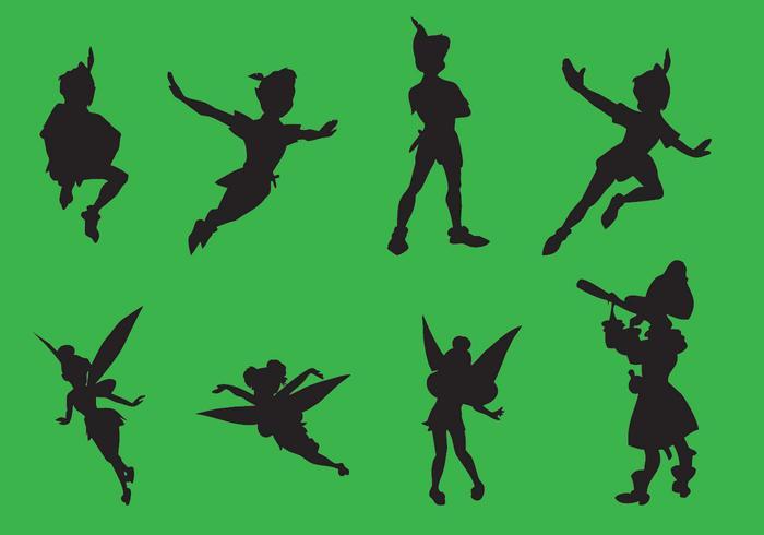 Peter Pan Vektoren