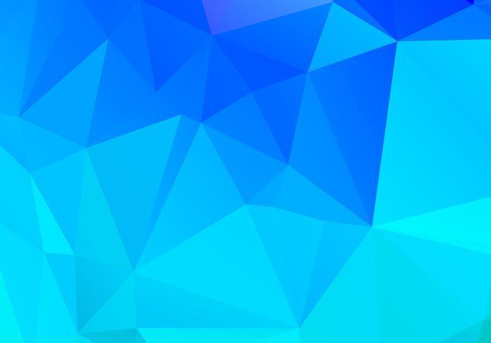 Polygonal Texture Bakgrund Vector