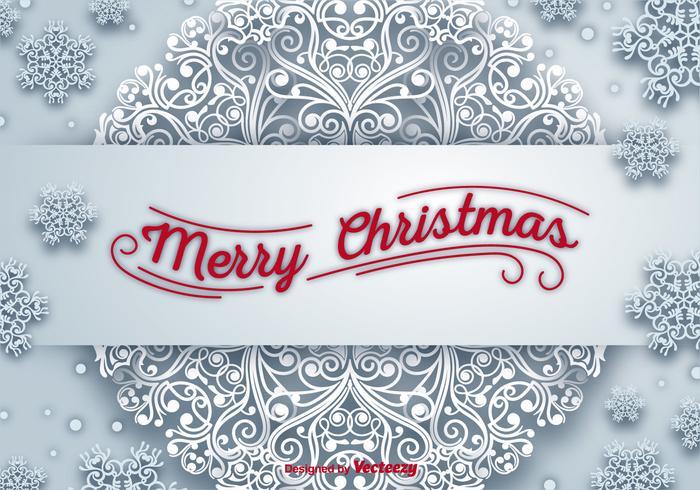 God jul banner vektor