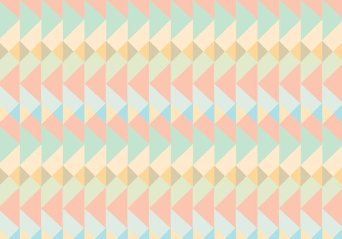 Geometrisk inbyggd mönster bakgrund vektor