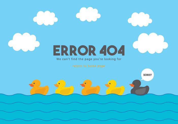 404 Vektor