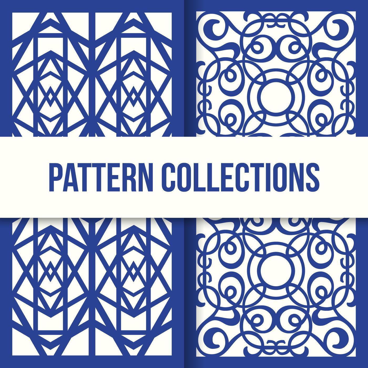 blaue arabische ausgefeilte muster  download kostenlos
