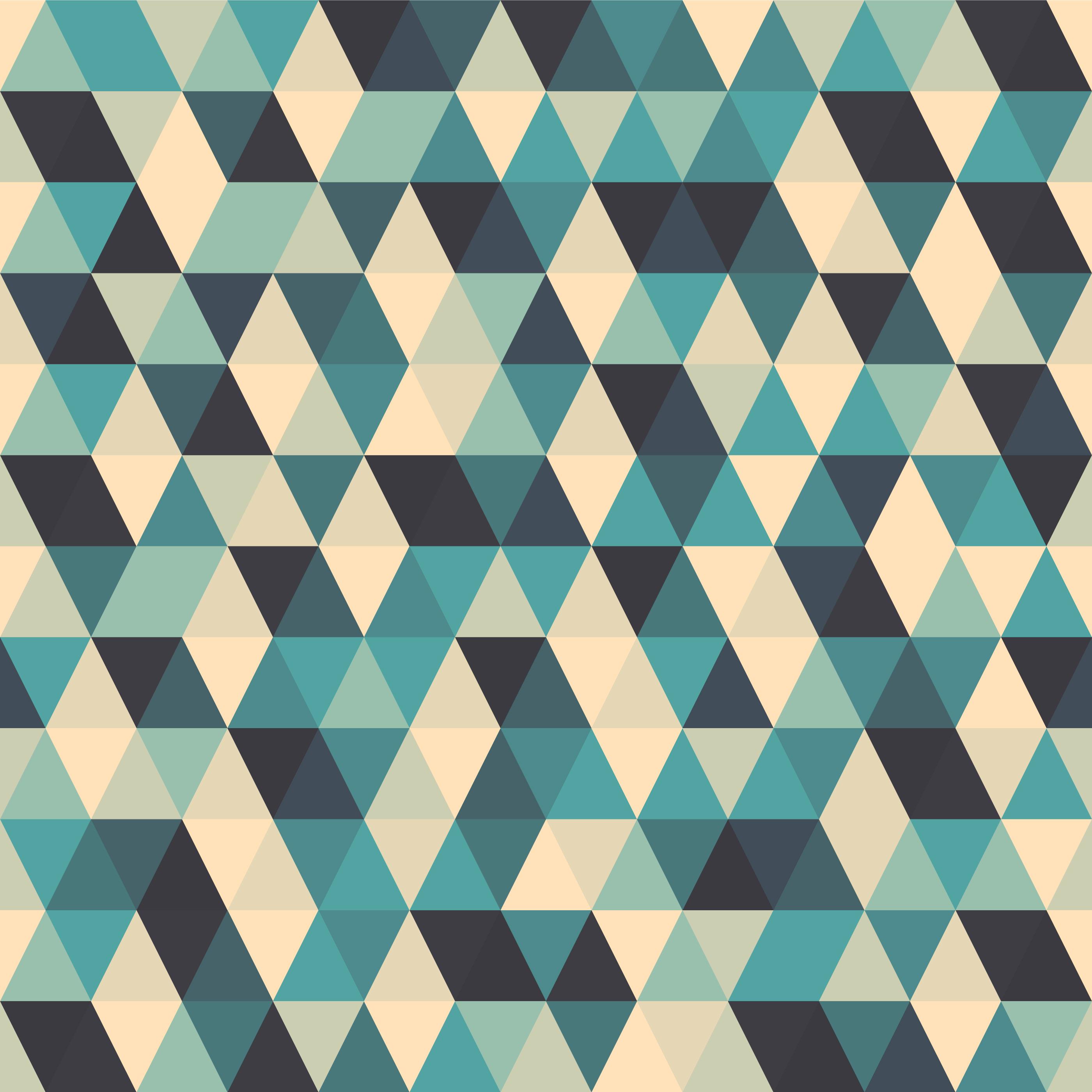 Dreiecke Muster Stock Vektorgrafik Freeimages Com