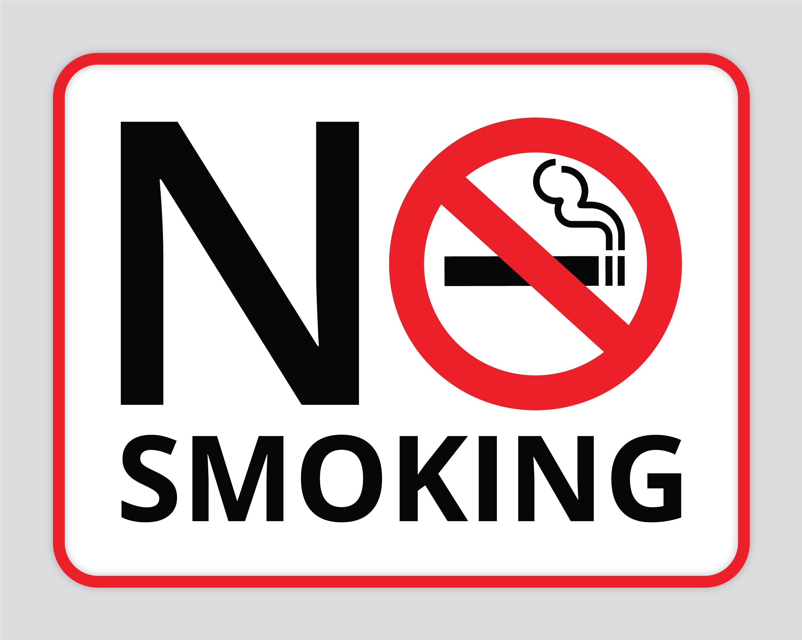 Nichtraucher symbol