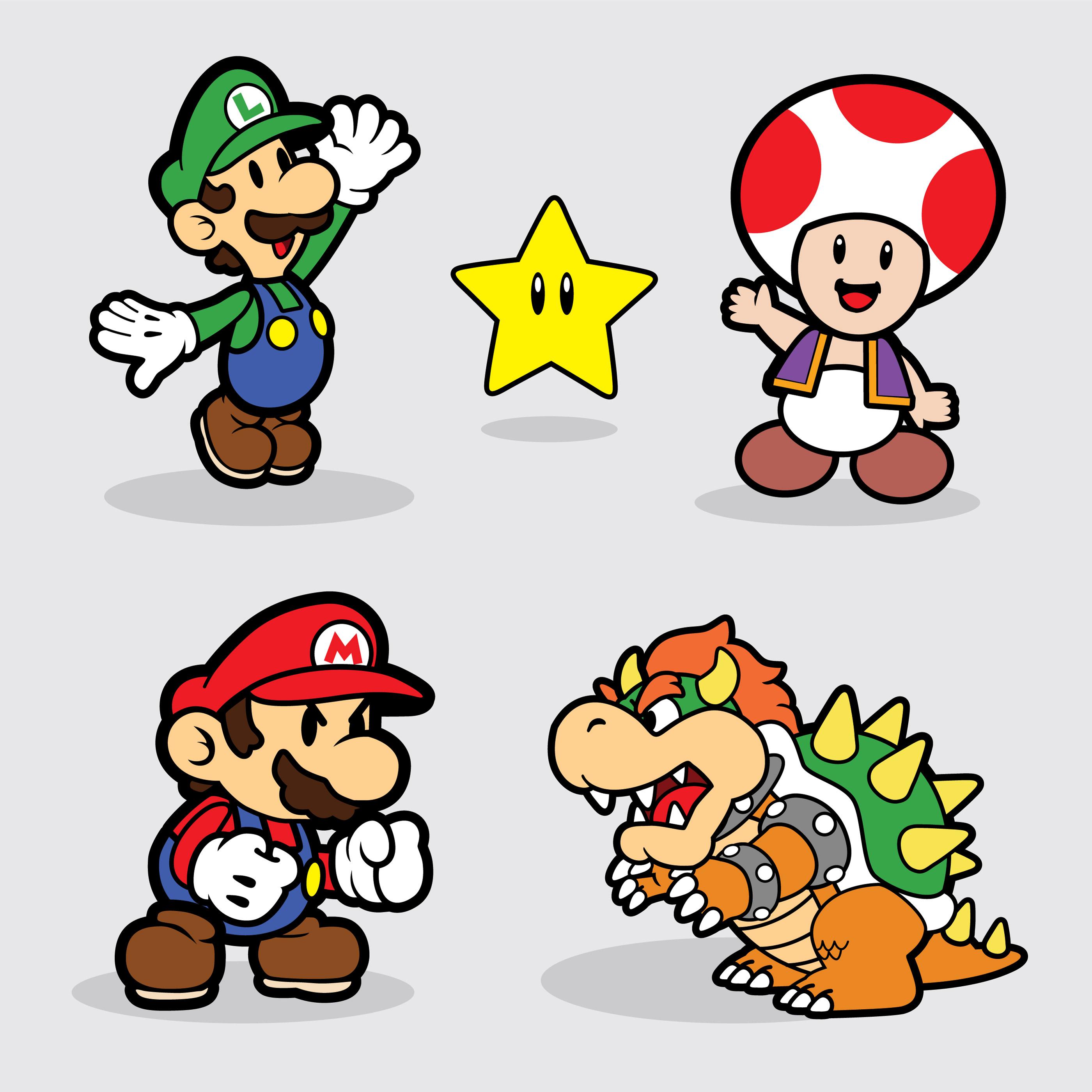 Super Mario Bros Party Ideas And Free Printables Holidappy