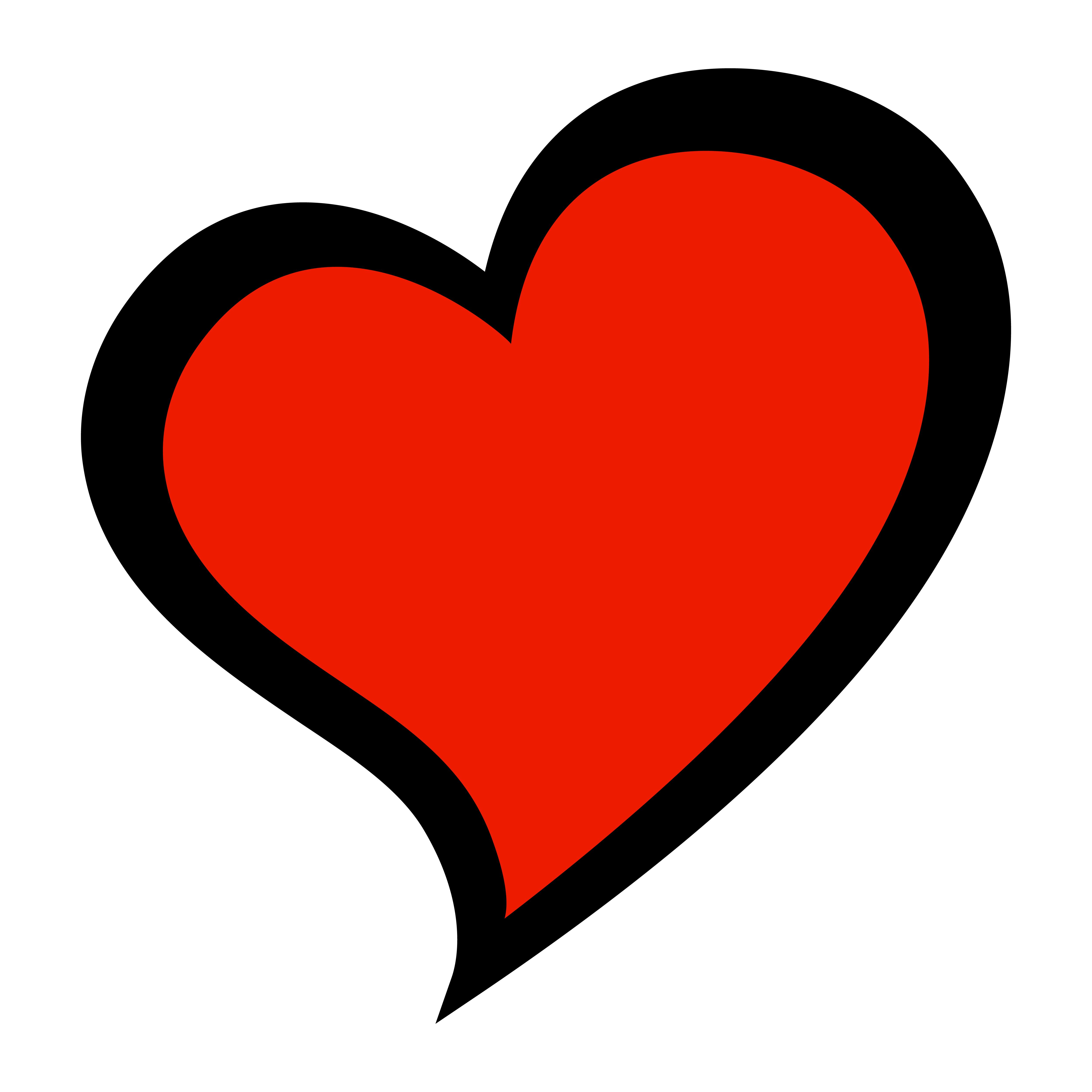 Herz-romantische Liebesgraphik 552599 Vektor Kunst bei