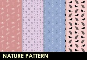 Freie Natur Muster Vektor