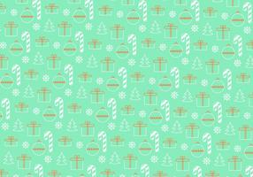 Weihnachten Muster Hintergrund vektor