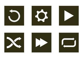 Vektor ikoner