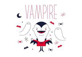 Kostenloser Vampirvektor