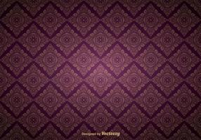 Thailändska mönstret vektor