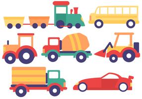 Freier Automobil-Vektor