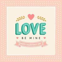 Valentinstag Liebe Hintergrund