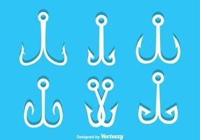 Fisch Haken Icons