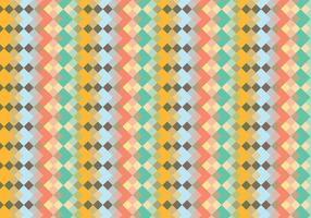 Abstrakt Diamant Muster Hintergrund vektor