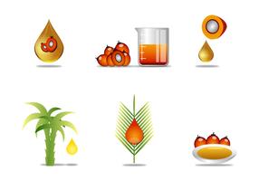 Gratis Palm Oil Vector