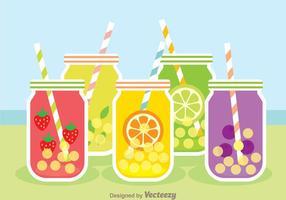 Blase Früchtetee