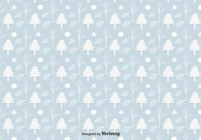 Weihnachten nahtlose Tapete vektor