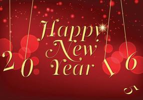 Königliches Neujahrsgruß 2016
