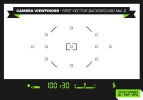 Kamera-Sucher Free Vector Hintergrund Vol. 2