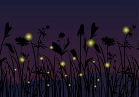 Leuchtkäfer-Vektor vektor