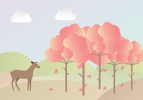 Freier Herbst Vektor
