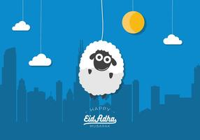 Vektor Eid Al Adha