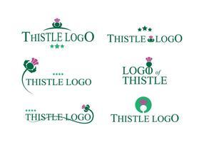 Thistle Logo Vektor
