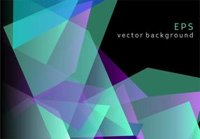 Geometrischer bunter Hintergrund vektor