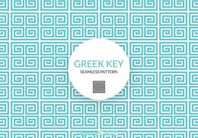 Free Greek Key Vektor Muster
