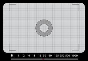 Free SLR Sucher Vektor