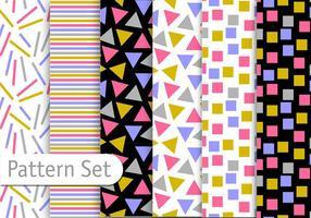 Dekorative Muster Design vektor