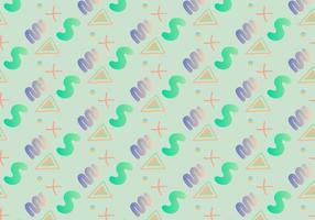 Zusammenfassung Airbrushed Pattern Hintergrund vektor