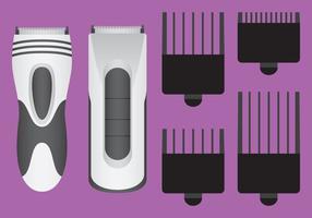 Haarschneider Vektoren