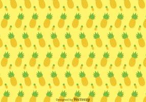 Ananas-Ananas-Vektor-Muster