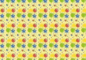 Vector Ballons Muster