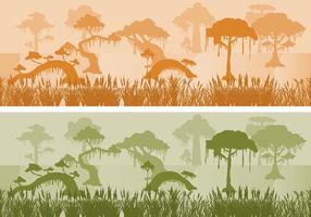 Sumpflandschaften