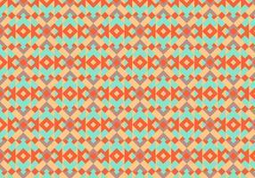 Native American Muster Hintergrund vektor