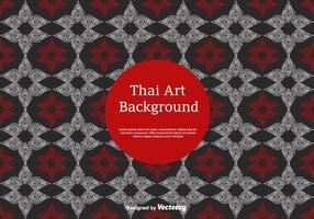 Gratis thailändsk mönster vektor ikoner