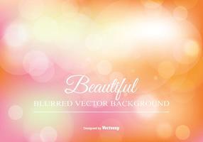 Vacker suddig bakgrund vektor