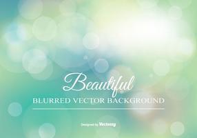 Vacker suddig bakgrunds illustration vektor