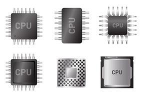 Mikro-CPU-vektorer vektor