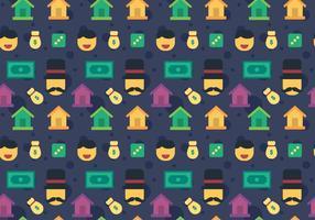Kostenloses Monopoly Pattern # 5