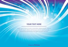 Blå och lila abstrakt bakgrunds illustration