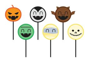 Halloween Kuchen Pops