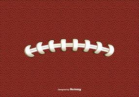 Fußball Textur und Spitze