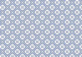 Översikt Islamic Pattern Vector