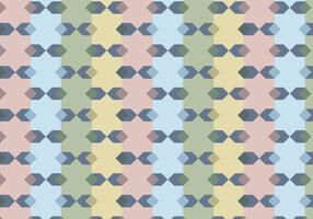 Geometrisches Muster Vektor