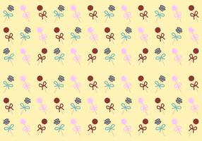 Free Cake Pops Patterns # 4 vektor